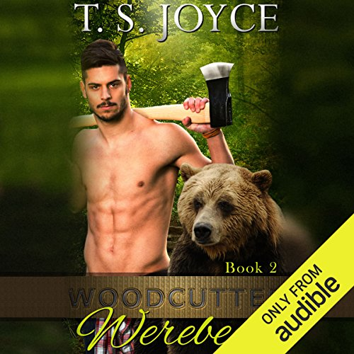 Woodcutter Werebear audiobook cover art