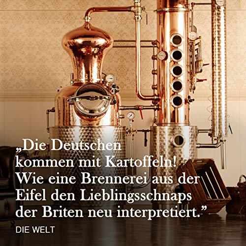 Windspiel Premium Dry Gin 47 % vol. 1 x 0,5 Liter - International ausgezeichneter London Dry Gin aus der deutschen Vulkaneifel - 6