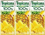 トロピカーナ 100% パインアップル 250ml LLスリム ×3本