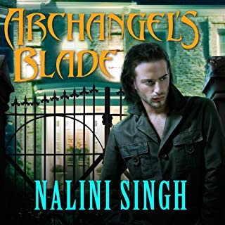 Archangel's Blade audiobook cover art