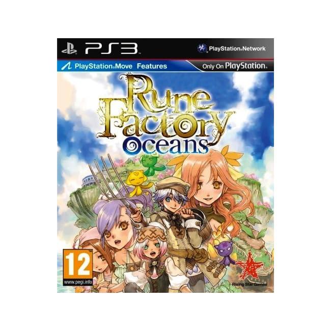 Rune Factory - Oceans (englische Version)   Dein Otaku Shop für Anime, Dakimakura, Ecchi und mehr