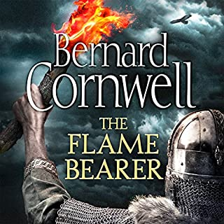 The Flame Bearer     The Last Kingdom Series, Book 10              By:                                                                                                                                 Bernard Cornwell                               Narrated by:                                                                                                                                 Matt Bates                      Length: 10 hrs and 19 mins     1,038 ratings     Overall 4.7