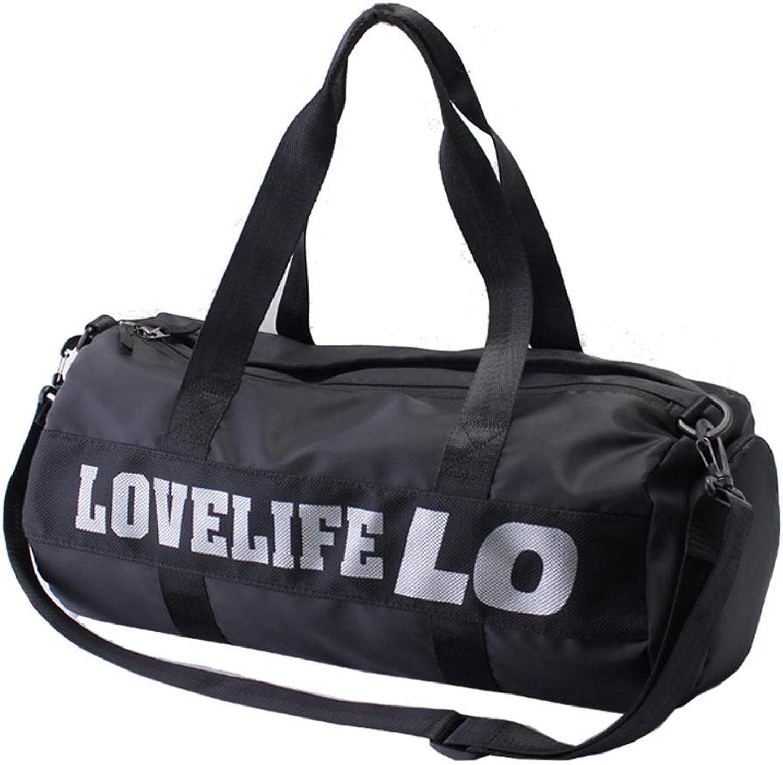 Sport-Sporttasche Damentasche für Mnner Fluttraining Yoga-Tasche Trockene und nasse Trennung Schwimmsack (Farbe   A, gre   Gro)