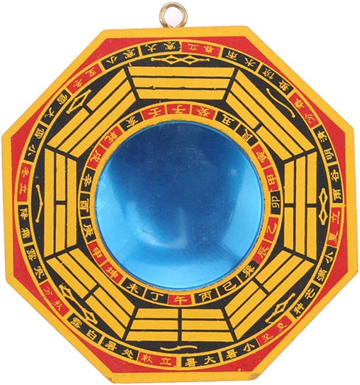 Sale price Toporchid Fashionable Gossip Mirror Four Concave Convex