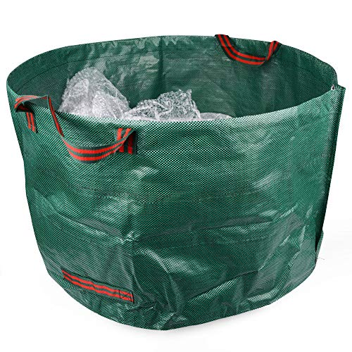 Read About AloPW Yard Waste Bags 7942cm New Garden Storage Bag Planting Growing Bags Grass Leaves Cl...