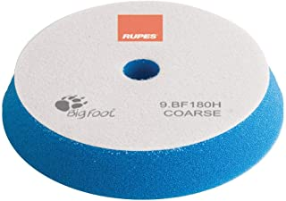 إسفنج تلميع أسطح السيارات 180 مليميتر لون أزرق
