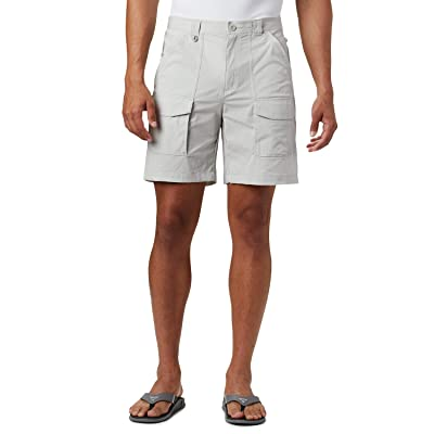 Columbia Permittm III Shorts (Cool Grey) Men