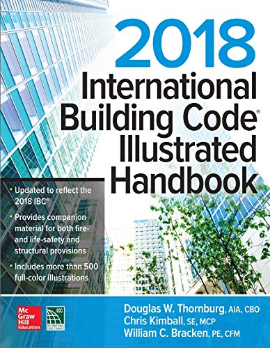 2018 International Building Code Illustrated Handbook