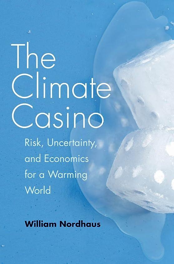 周波数わな低いThe Climate Casino (English Edition)
