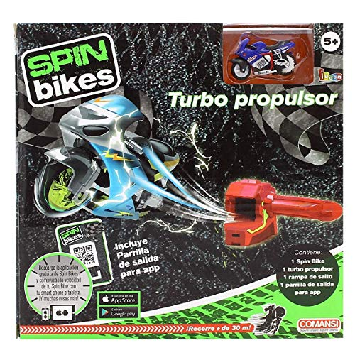 Null Turbo Propulsor Spin Bikes