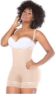 214 Backless Body Shaper Strapless Postpartum Girdle After P