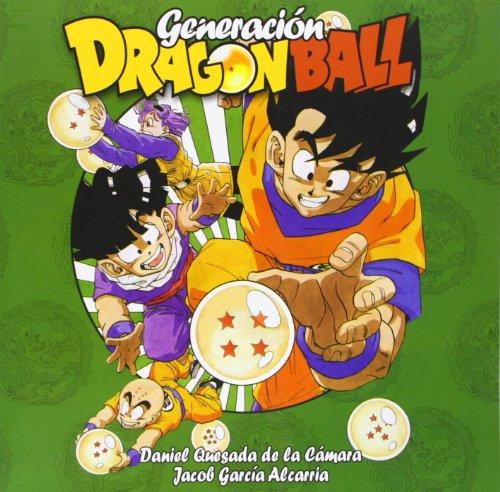 Generacion dragon ball (comic)
