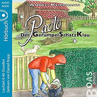 Paolo: Der GerümpelSchatzKlau Titelbild