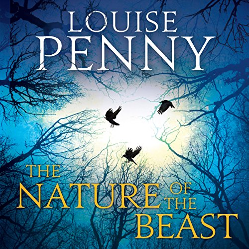 The Nature of the Beast audiobook cover art