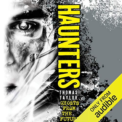 Haunters audiobook cover art