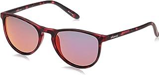 Polaroid Kids' Sunglasses, Havana Fuchsia Pink Grey Speckled Pz, 48 (PLD 8016/N AI SRR SRR)