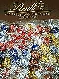 リンツ (Lindt) チョコレート リンドール 4種類アソート 詰め合わせ 個包装 600g
