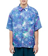 Relaxed Tie-Dye Vacation Shirt