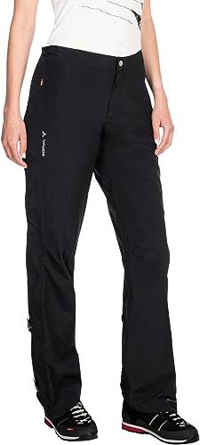 VAUDE Pantalon pour Femme Yaras Rain Zip Pants II