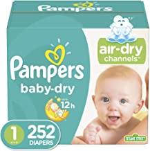 Best pampers baby dry 1 Reviews