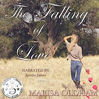 The Falling of Love audiobook cover art