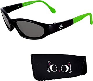Baby Sunglasses, Flexible Infant & Toddler Sunglasses UV Protection, Mirrored Lenses - Ages 0-3 Years