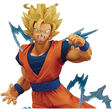 Banpresto BP39943 - Dragon Ball Z Dokkan Battle Collab - Super Saiyan 2 Goku