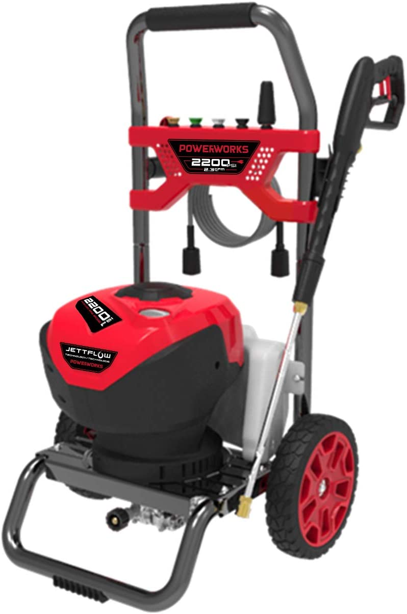 POWERWORKS 2200 It is Popular products very popular PSI 2.3 PWA203 GPM Pressure Washer
