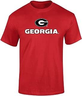 NCAA T Shirt Team Color Arch