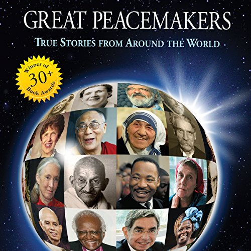 Great Peacemakers audiobook cover art