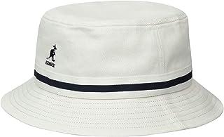 قبعة Kangol رجالي مخططة نسخة محدثة من قبعة الدلو الكلاسيكية
