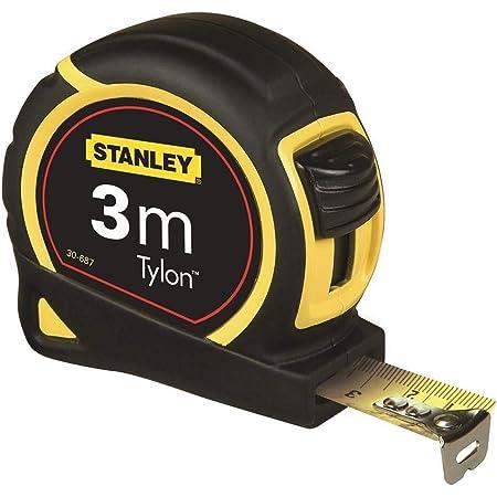 STANLEY 1-30-687 Flessometro Tylon, 3 m x 12.7 mm