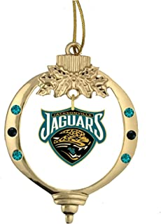 Final Touch Gifts Jacksonville Jaguars Christmas Ornament