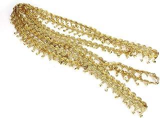 HERCHR Ceinture de chaînes de Taille, chaîne de Taille de Ventre chaîne de Taille en métal chaîne de Corps pour Femmes et ...