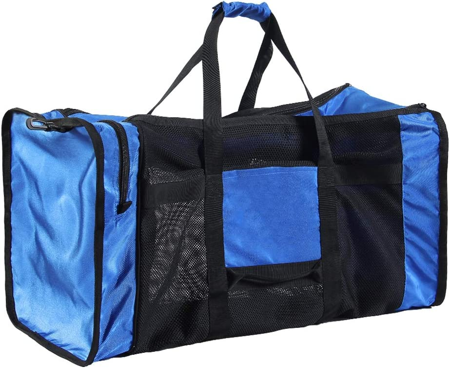 GYFHMY Mesh Dive Bag - Clearance SALE Limited time Scuba or Backpack Limited time cheap sale Gear Travel Snorkeling
