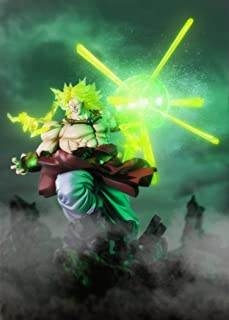 Figuarts Zero Super Saiyan Broly -The Burning Battles-