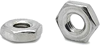 SNUG Fasteners (SNG579) 100 Qty 10-32 SAE 304 Stainless Steel Machine Screw Hex Nuts