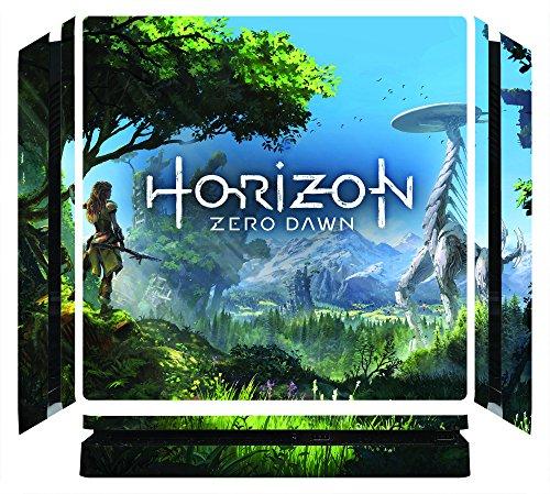 Horizon Zero Dawn Game Skin for Sony Playstation 4 Slim - PS4 Slim Console