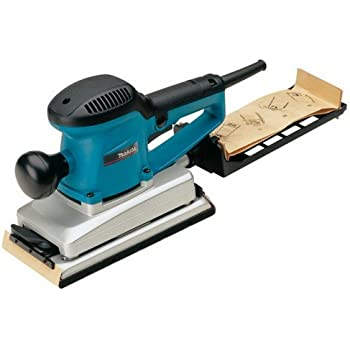 Makita Sheet Finishing Sander, 1/2 In, 2.9 A, Teal (BO4900V)