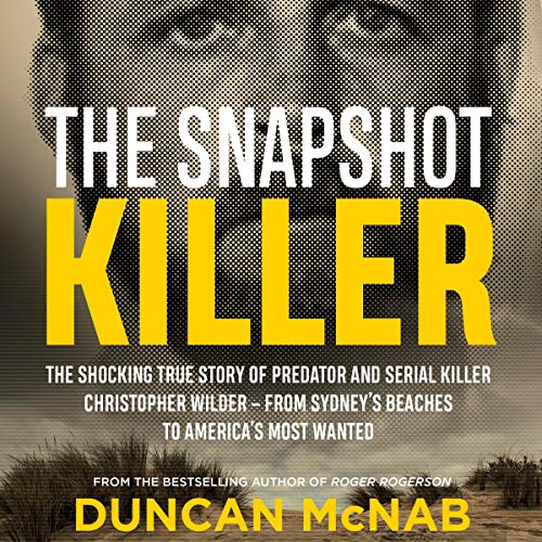 The Snapshot Killer cover art