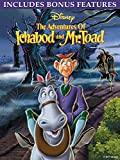The Adventures of Ichabod and Mr. Toad. Family Halloween movie.