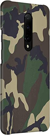MADANYU OnePlus 7 Pro Cover - Camouflage Military Army Designer Printed Slim Back Case Cover for OnePlus 7 Pro