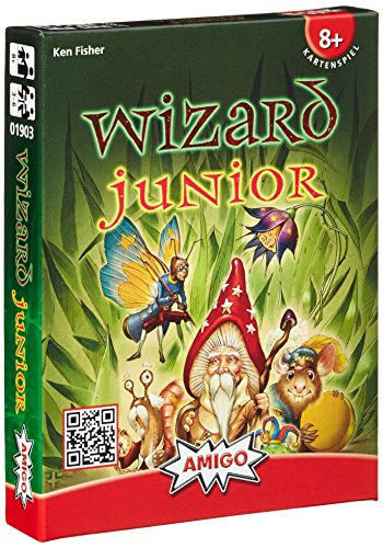 Wizard Junior: AMIGO - Kartenspiel