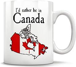 Lplpol Canada Gift, Canada Mug, Canada Flag, Canadian Heritage, Canada Pride, Perfect Canadian, Visit Canada, Travel To Ca...