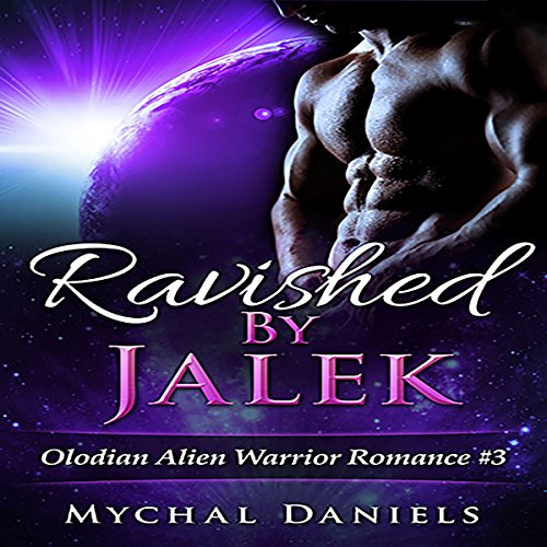 Ravished by Jalek audiobook cover art