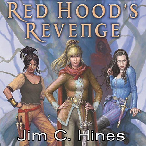 Red Hood's Revenge cover art