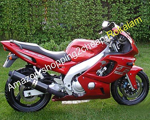 Carénage de carrosserie pour 1997-2007 YZF600R Thundercat 97 98 99 00 01 02 03 04 05 06 07 Rouge