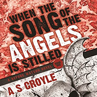 When the Song of the Angels Is Stilled audiobook cover art