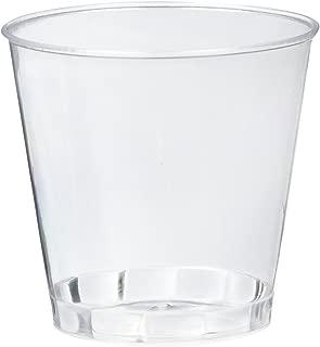 Fineline Settings 50-Piece Savvi Serve Shot Glass, 1.5-Ounce, Clear