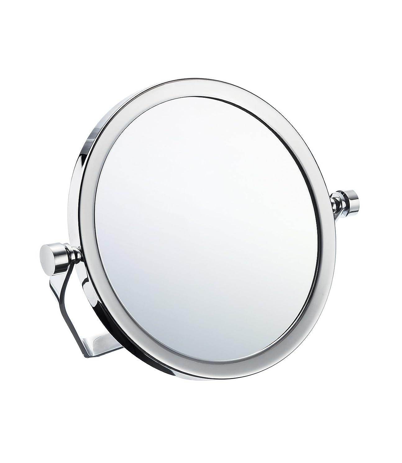ドラゴンスポンジスポンジSmedbo 5X'S Shaving/Make-Up Travel Mirror With Neoprene Case by Smedbo